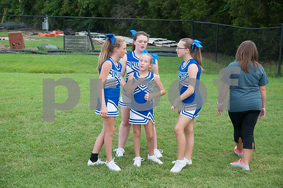HMS Football Cheer @ Nashville Christian