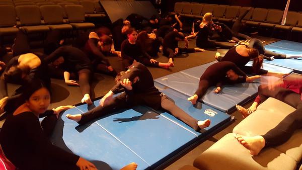 Middle School Cirque Showcase 2016