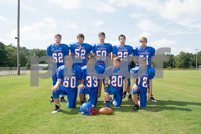 Middle School Football 2016