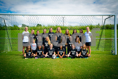 Cheatham Middle Girls Soccer Team Pics