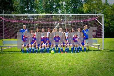 HMS Girls Soccer Team Pics