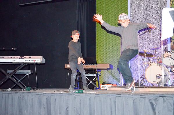 2013 Talent show