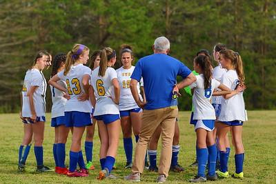 Middle School Soccer 2019