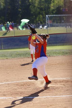 10/03/17 RMS vs UMS softball