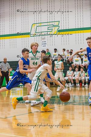 Griffin 8th Grade  Boys Basketball