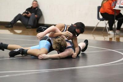 Middle School Wrestling 2018-2019