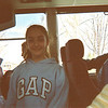 Jena on the bus