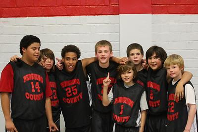 2010-11-19 Middle School B-ball