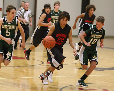 2011-11-19 8th grade B-ball