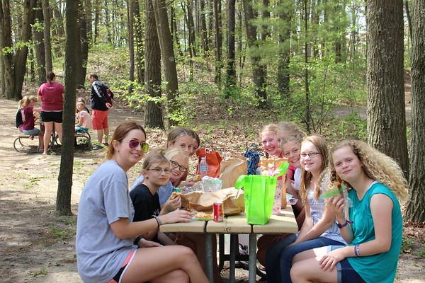 7th Grade Camp
