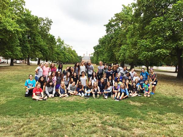 Class Trips Fall 2016