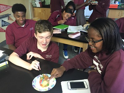 Eighth Grade Life Science - Jello Cell Models