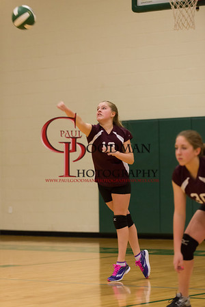 GMS Volleyball