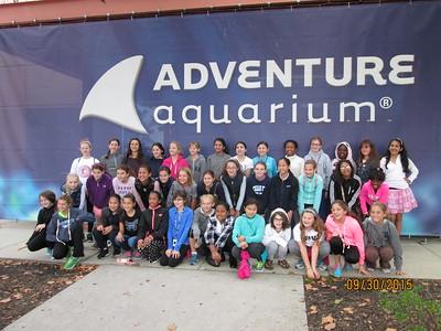 Grade 6 Fall Class Trip