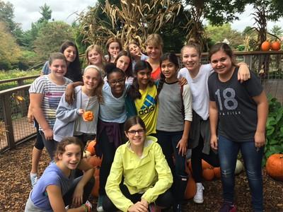 Grade 7 Fall Class Trip