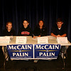 10/28/08: The MS History Department presents a mock presidential debate.