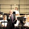 Joe Mauro, Concert Band Director