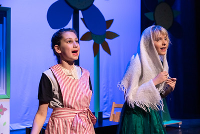 MARCH 7, 2019 - BRYN MAWR, PA -- Baldwin School MS performance of Thumbelina Thursday, March 7th, 2019.  PHOTOS © 2019 Jay Gorodetzer -- Jay Gorodetzer Photography, www.JayGorodetzer.com