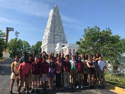 Sixth Grade World Religions Field Trip