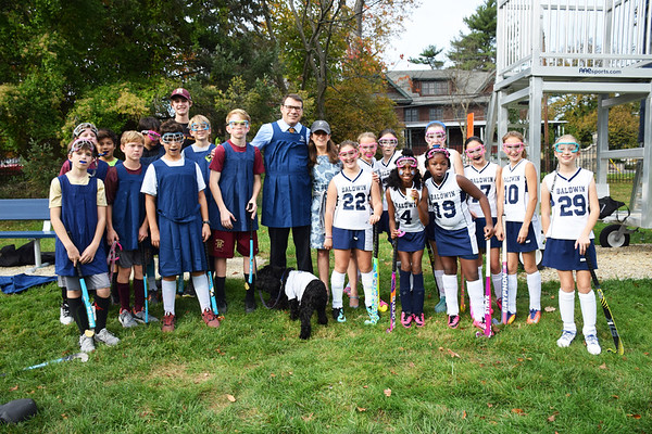 Tunic Wars with The Haverford School 2017