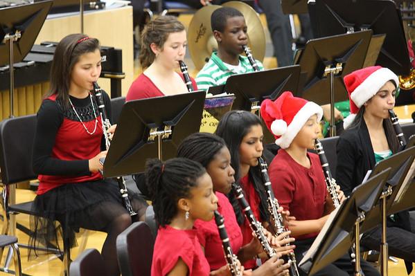 Danny Jones Middle School 2010 Winter Band Concert