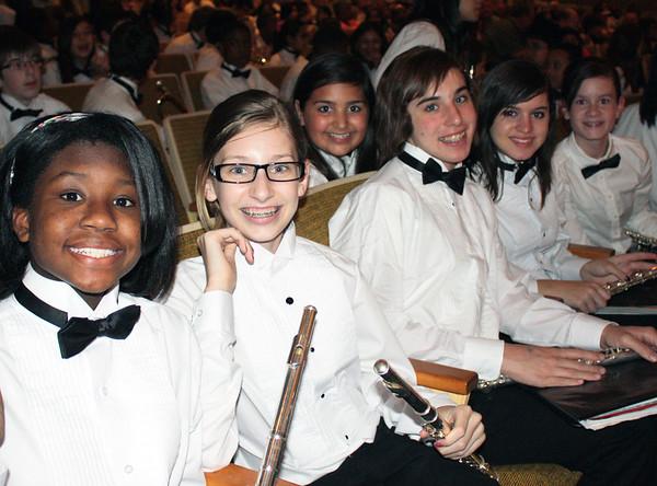 Danny Jones Middle School 2011 Band Concert