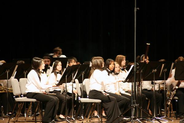 Jones and Coble Middle Schools Pre-UIL Concert