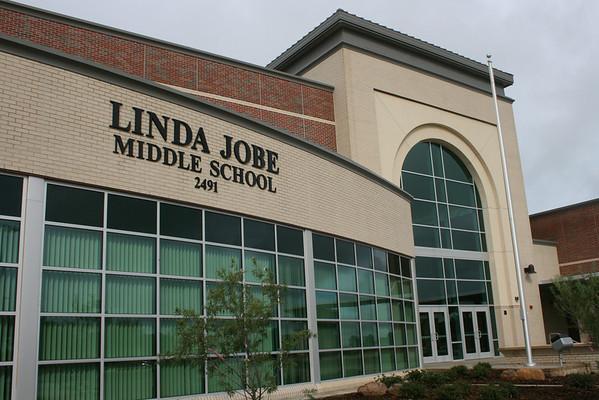 School Namesake Tours Linda Jobe Middle School