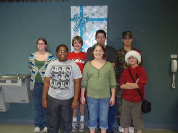 Worley Syfy Club unites Star Wars with Santa