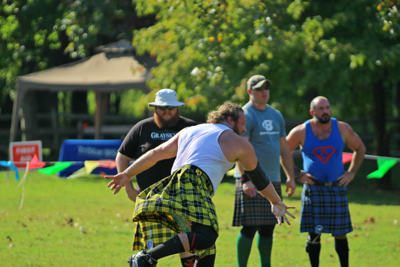Middle Tennessee Highland Games Athletics Gallery 9/10/16
