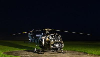 XT626 / G-CIBW Scout, Middle Wallop