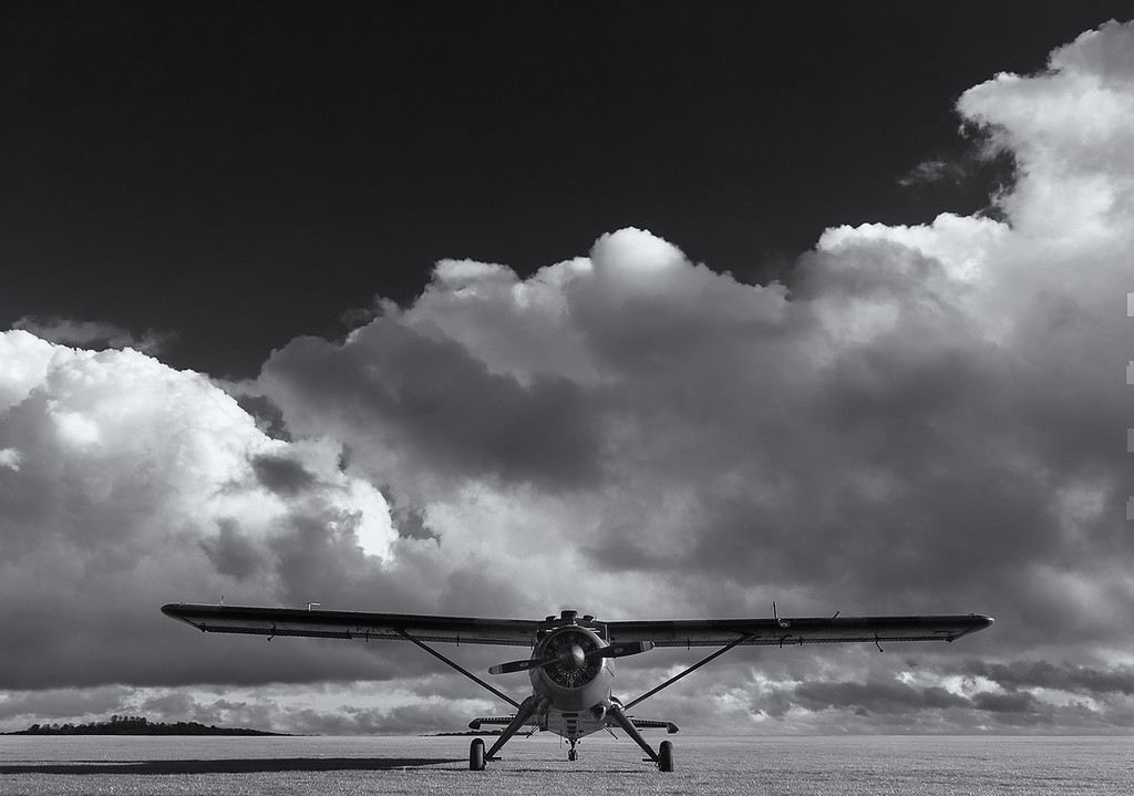 XP820 Beaver, Middle Wallop