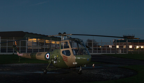XL812 Skeeter, Middle Wallop