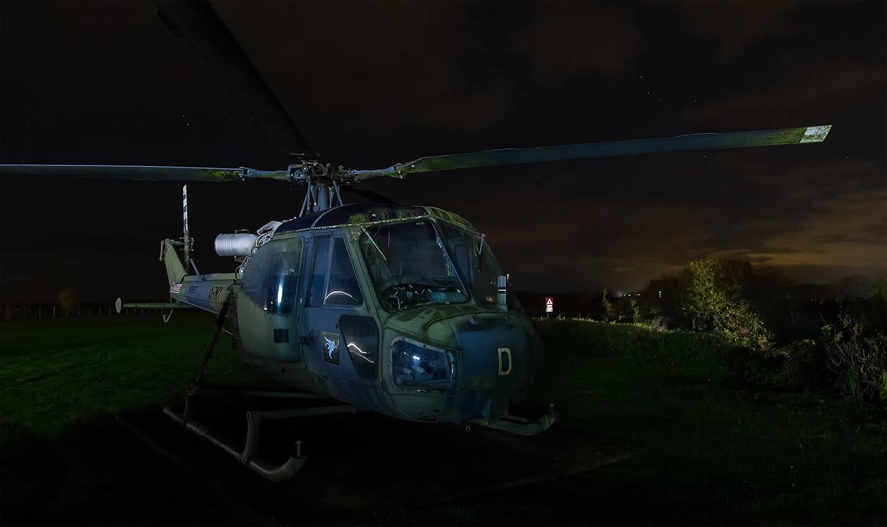 XP820 Scout, Middle Wallop