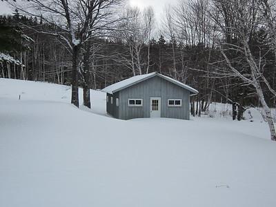 Camp Dodge cabin