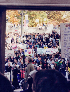 Anti Iraq war protest 2001-02 (15)