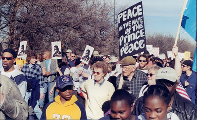 Anti Iraq war protest 2001-02 (9)