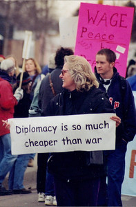 Anti Iraq war protest 2001-02 (20)