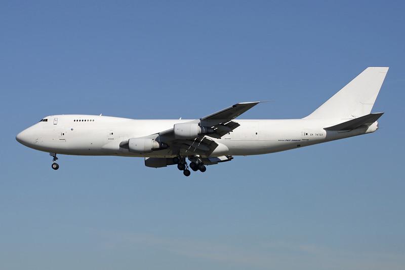 """EK-74723 Boeing 747-281BF """"Veteran Airlines"""" c/n 23813 Frankfurt/EDDF/FRA 15-04-13"""