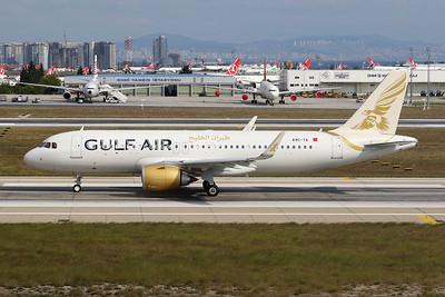 A9C-TA Airbus A320-251N c/n 8323 Istanbul - Ataturk/LTBA/IST 09-10-18