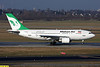 "F-OJHI Airbus A310-304 ""Mahan Air"" c/n 537 Dusseldorf/EDDL/DUS 30-01-09"