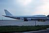 "EP-SHH Boeing 747-2J9F ""Saha Airlines"" c/n 21487 Maastricht-Aachen/EHBK/MST 21-09-96 (35mm slide)"