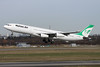 """EP-MMC Airbus A340-313X """"Mahan Air"""" c/n 282 Dusseldorf/EDDL/DUS 03-03-17"""