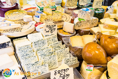 They had a great selection of cheeses