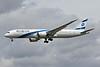 4X-EDL Boeing 787-9 Dreamliner c/n 65094 Heathrow/EGLL/LHR 21-07-19