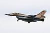 "531 General Dynamics F-16C Barak ""Israeli Air Force"" c/n CJ-17 Norvenich/ETNN 25-08-20"