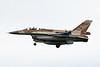 "682 General Dynamics F-16D Barak ""Israeli Air Force"" c/n CK-28 Norvenich/ETNN 25-08-20"