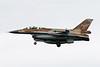 "676 General Dynamics F-16D Barak ""Israeli Air Force"" c/n CK-26 Norvenich/ETNN 25-08-20"