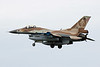 "536 General Dynamics F-16C Barak ""Israeli Air Force"" c/n CJ-20 Norvenich/ETNN 25-08-20"