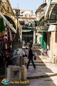 Jerusalem - Our walking tour
